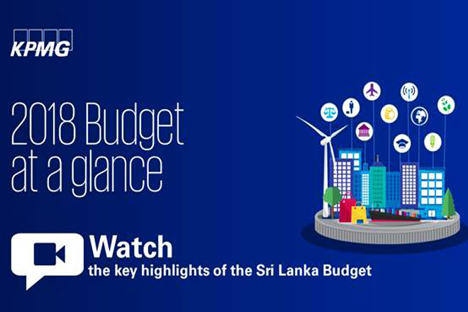 Sri Lanka 2018 Budget at a glance | Watch key highlights – VIDEO