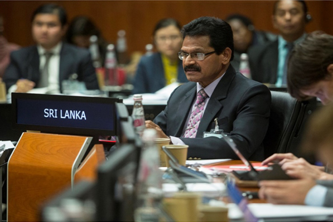 Sri Lanka's strategic plan of WFP on food security & nutrition approved