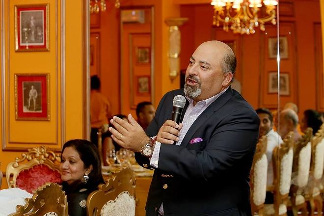 Dinner event with U.S. Ambassador Atul Keshap