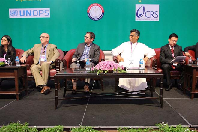 Talking Resilient Infrastructure – Sharing and Learning Best Practices from the Region