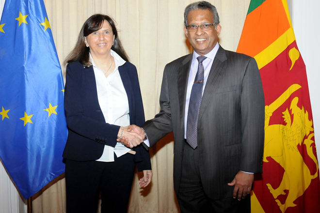 EU reminds SL, unmet expectations of justice in 'emblematic cases'