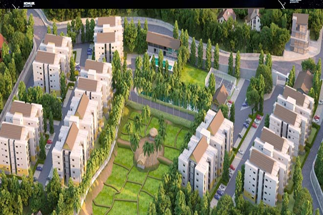 Ariyana Resort Apartments launched by Home Lands Skyline