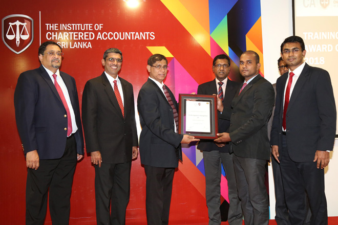 16 top companies come onboard as CA Sri Lanka Training Partners