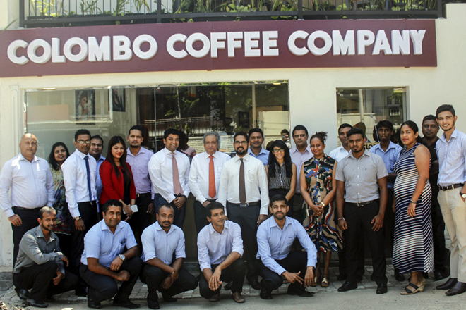 Colombo Coffee Company opens Sri Lanka's first dedicated coffee store
