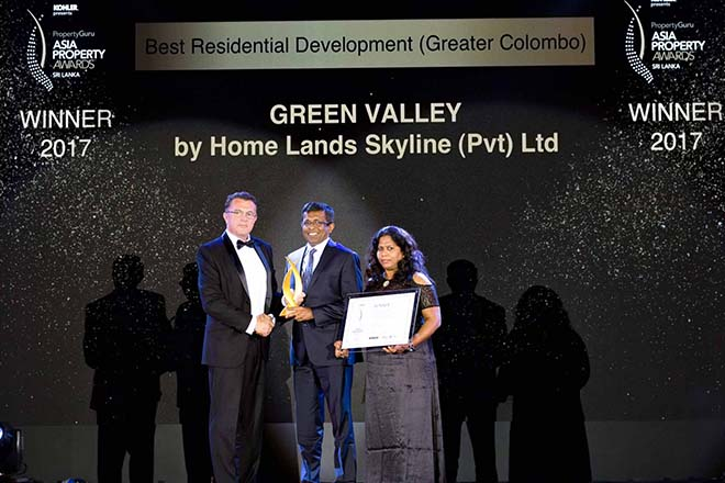 JLL Sri Lanka sponsors first PropertyGuru Asia Property Awards in Colombo