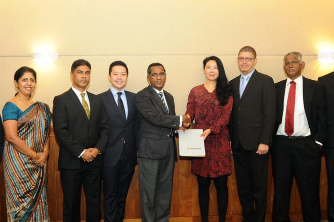 Sampath Bank becomes first bank to accept Alipay payments in Sri Lanka