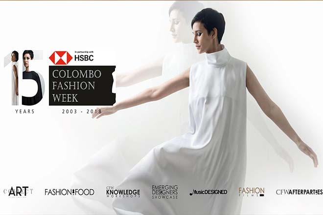 Colombo Fashion Week Brings Together Other Creative Industries