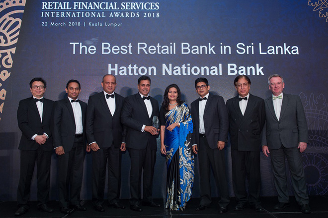 HNB named Best Retail Bank in Sri Lanka for 10th time by Asian Banker