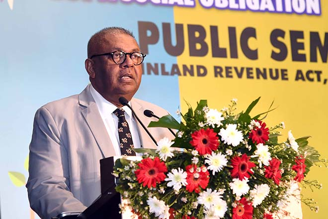 Sri Lanka must enhance fiscal income to offset narrowing external drains: Fin Min