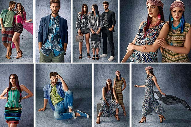 ODEL launches bold & colourful 'Printastic' Summer 2018 collection