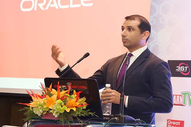 Invest more in people, or risk extinction: Oracle's Dalal tells SLASSCOM Summit