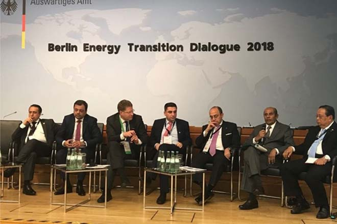 Sri Lanka Foreign Minister attends Berlin Energy Transition Dialogue