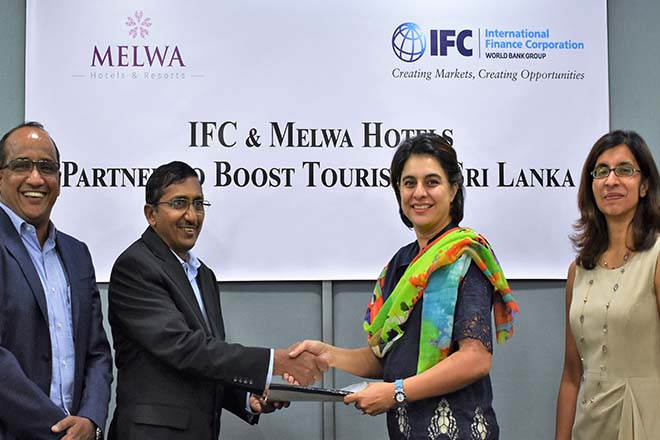 IFC invests USD 27Mn in Sri Lanka's Melwa Hotels and Resorts
