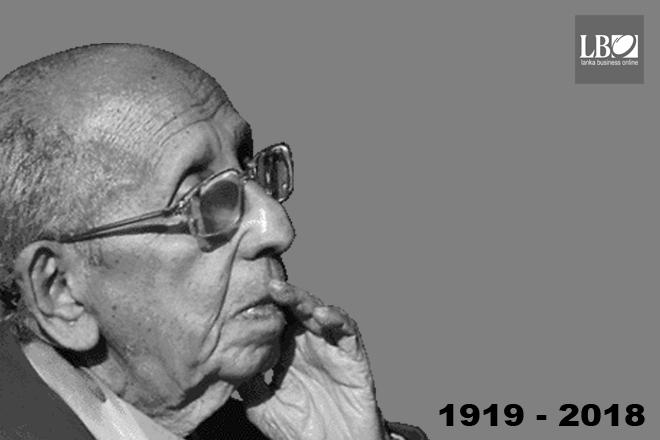 Lester James Peries: Pioneer of a Sri Lankan cinema tradition