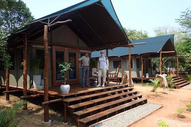 Sri Lanka Aggressor Safari Lodge begins operations