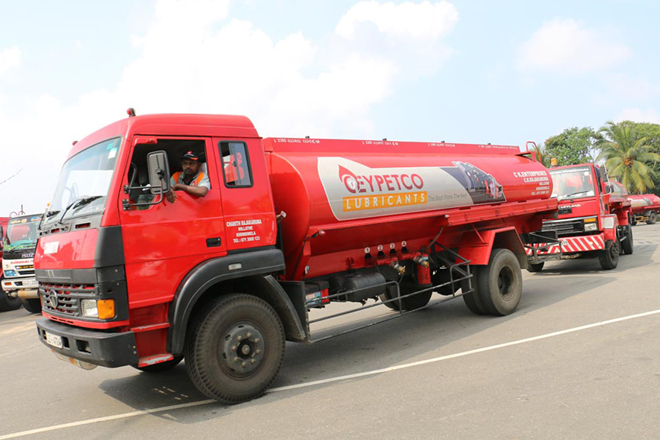 Distributors smuggle Rs10mn worth fuel on the day prices hiked