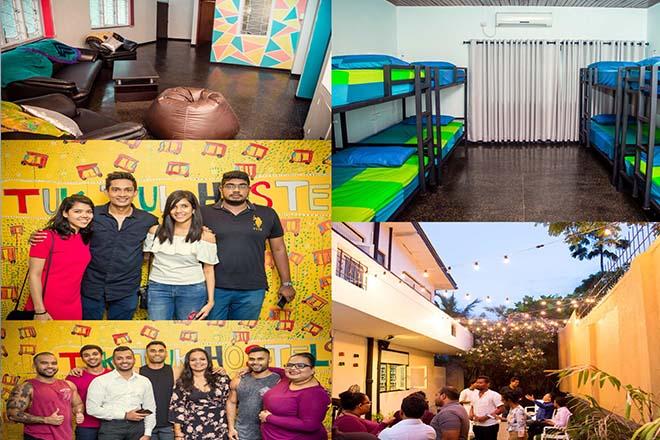 Sri Lanka launches new budget Tuk Tuk Hostels