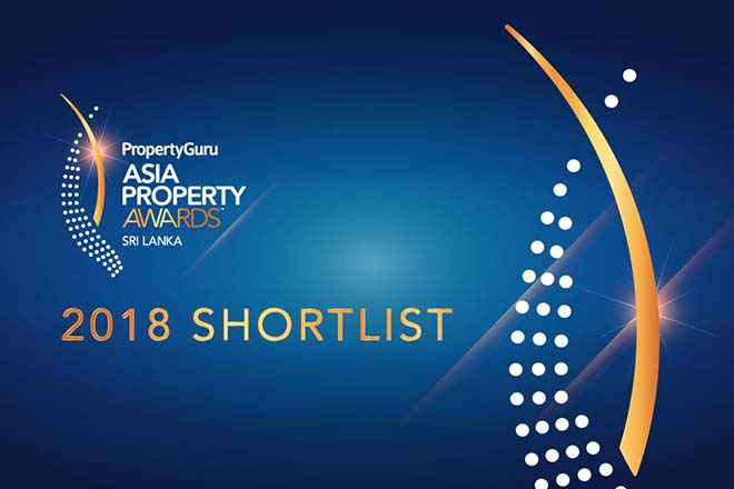 PropertyGuru Asia Property Awards (Sri Lanka) 2018 finalists announced