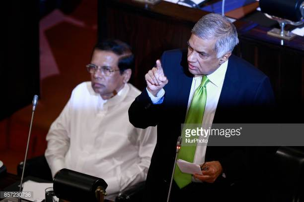Opinion: Perpetual theatre as Sri Lanka waits for PM's promised act of parliament