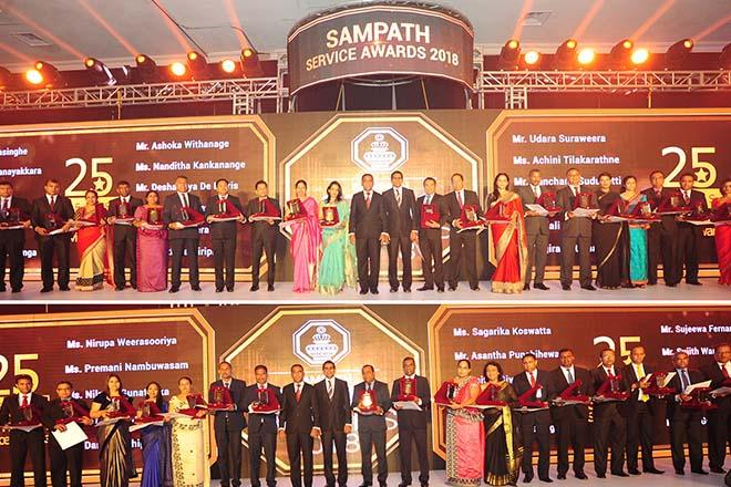 Sampath Bank Marches towards Vision 2020 with Sampath Stars