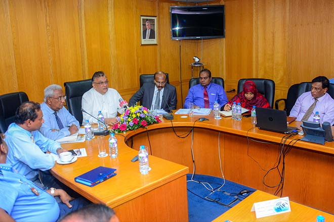 SriLankan will continue to fly : The airline to break-even in three years: Min Kiriella