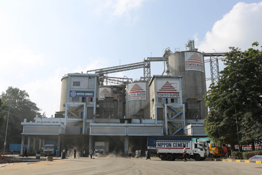 Tokyo Cement (TKYO) reports a loss as Sri Lankan construction industry slows in Q1