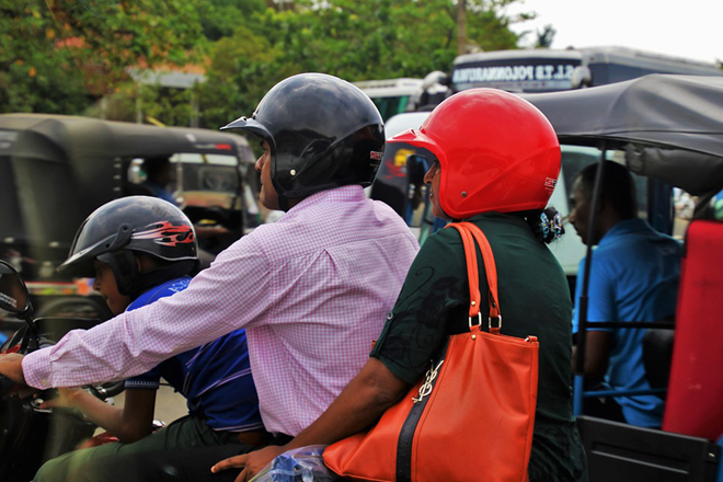 Sri Lanka to introduce new type of petrol for Motorcycles, Three Wheelers