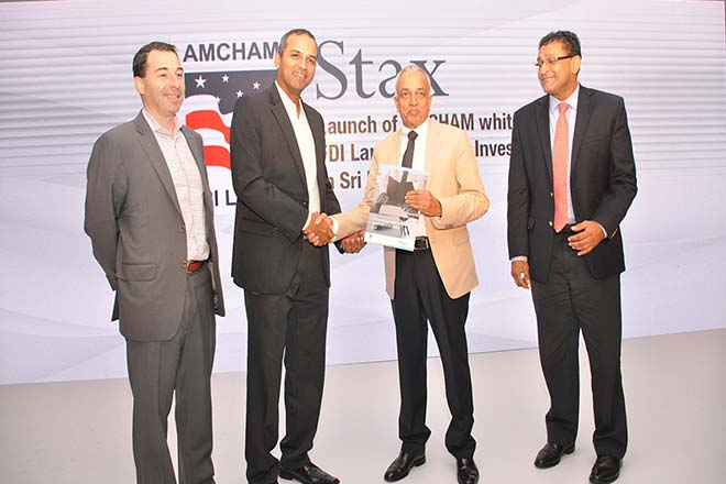 AMCHAM presents insights on FDI and U.S. investor perspectives in Sri Lanka