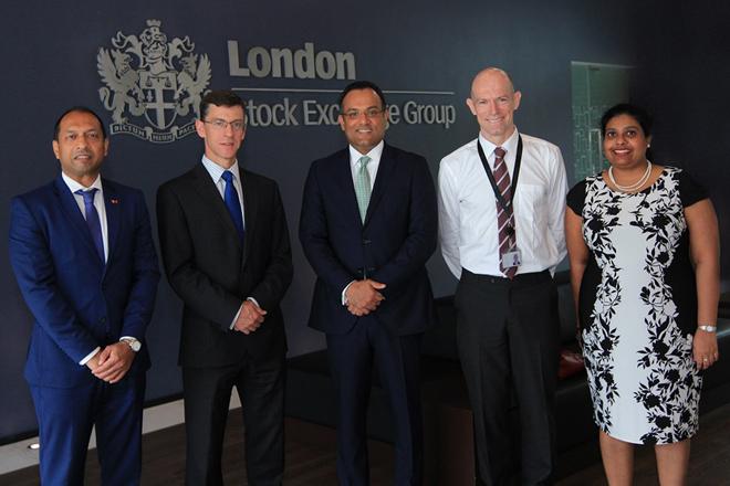 British High Commissioner to Sri Lanka visits LSEG Sri Lanka