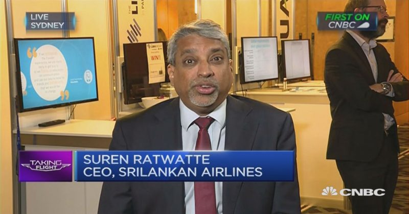 Opinion: Suren Ratwatte was underpaid as CEO of Sri Lankan Airlines