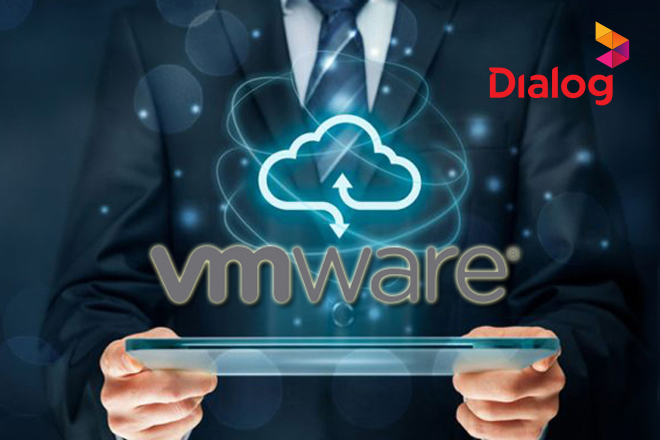 Dialog becomes Sri Lanka's first cloud service provider to offer VMware