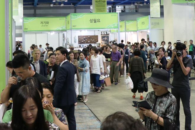 Ceylon Tea showcased at Myung Won World Tea Expo 2018 in Seoul