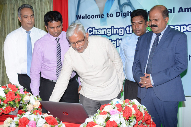 eChannelling launches its digital services at District Hospitals in Sri Lanka