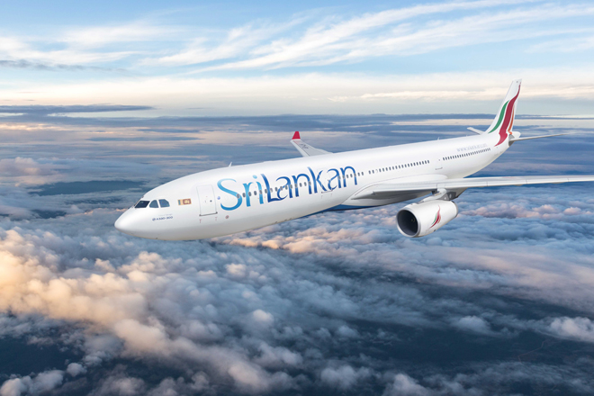 SriLankan Airlines increases capacity between Colombo and Singapore