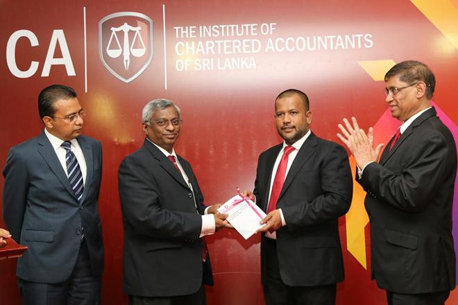 CA Sri Lanka launches auditing standard for Non Specified Businesses; first in South Asia