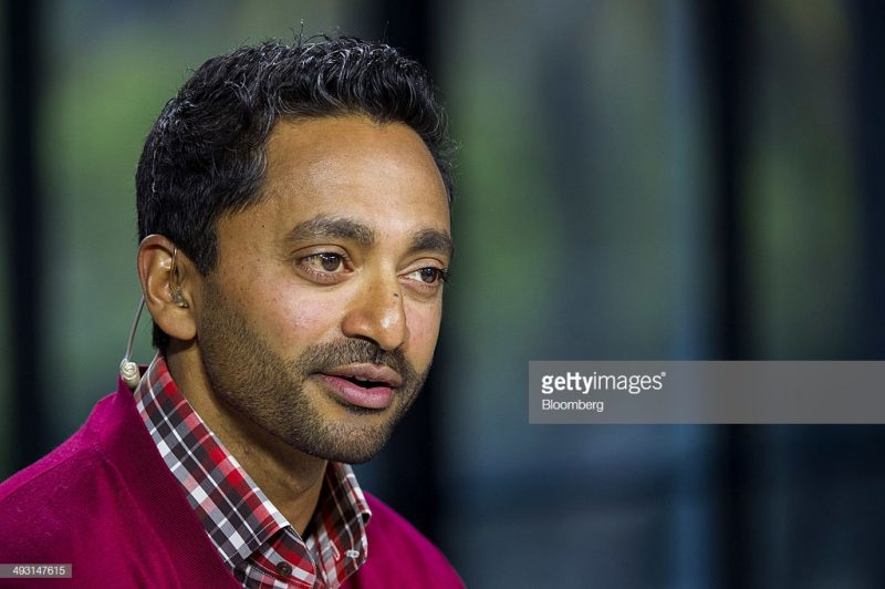 Chamath Palihapitiya restructures Social Capital amid reports of management exodus