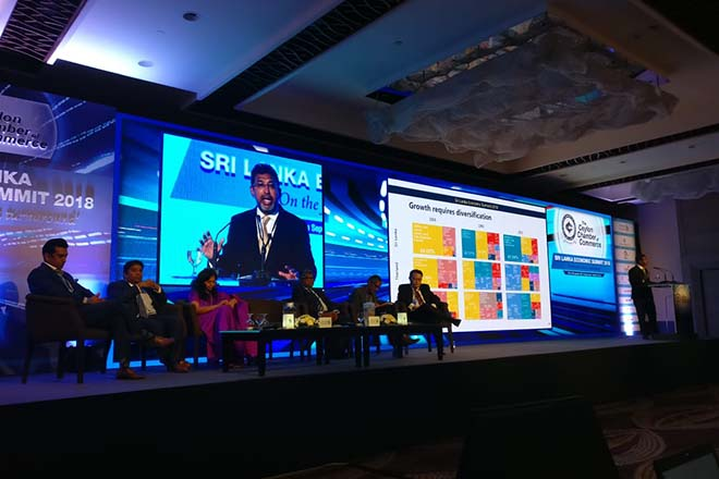 Sri Lanka needs to move from buyer to producer driven production : Harsha