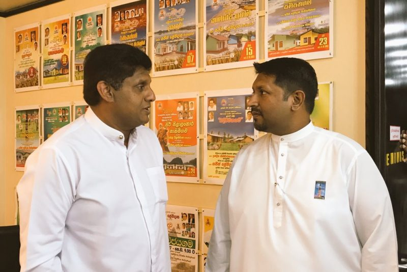 UNP internal crisis shows real democracy exists within party: Sajith