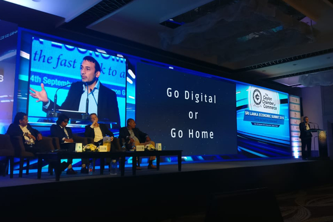 Use technologies already have before aiming for Blockchain: CDO of MAS Holdings