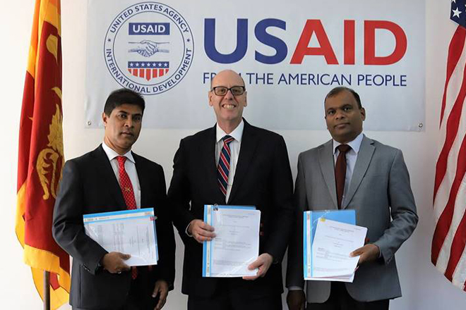USAID partners with local banks to increase lending for small businesses