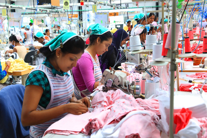 HSBC and IUCN announce project for development of greener apparel industry