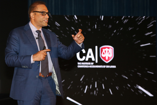 Need for accountants to leap forward takes centre stage at CA Sri Lanka National Conference
