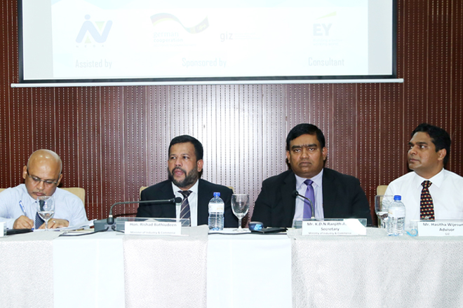 Sri Lanka's first national SME study calls for apex Commission & licensing agency