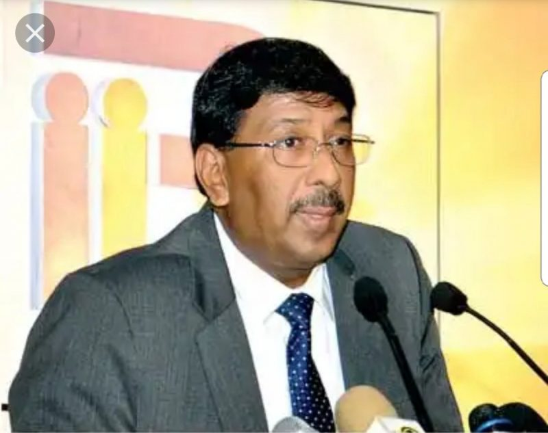 CBSL Deputy Governor C. J. P. Siriwardena appointed Commissioner General of Inland Revenue