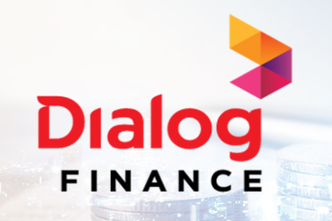 Fitch assigns Dialog Finance first-time 'AA(lka)' rating; outlook stable