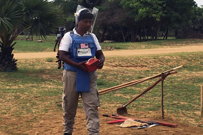 Australia increases support for demining efforts in Sri Lanka