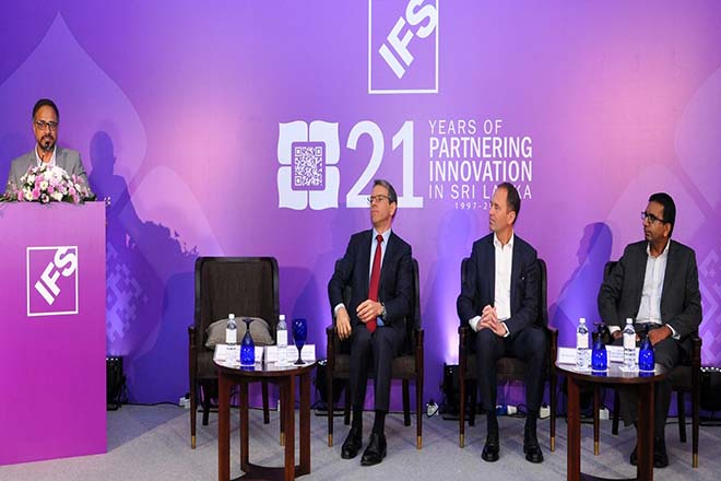 IFS celebrates 21 years of operations in Sri Lanka