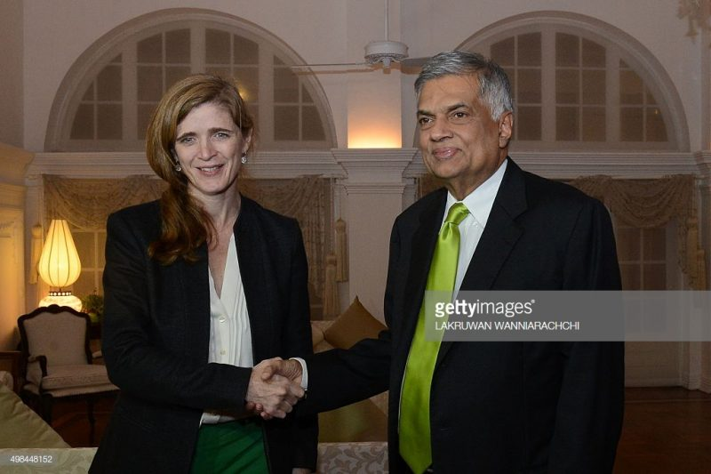 Constitutional Crisis – Samantha Power says targeted sanctions should be on the table