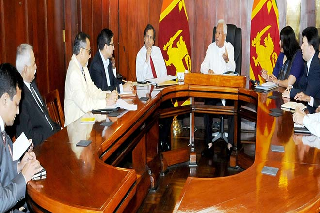 Foreign Minister meets Heads of Mission of SAARC countries