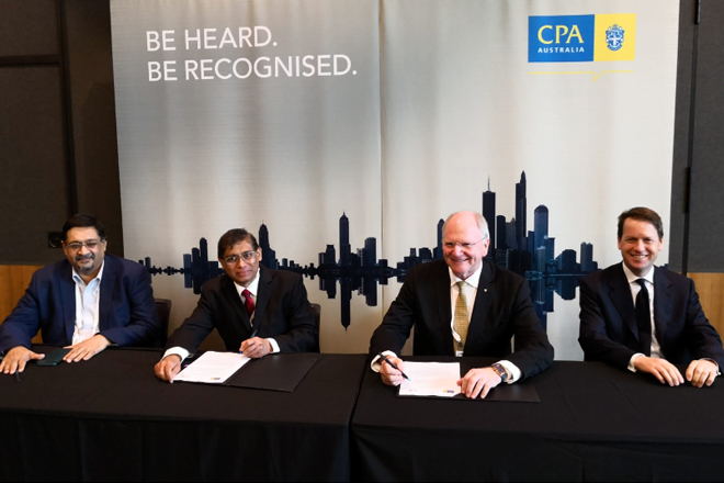 CA Sri Lanka renews agreement with CPA Australia
